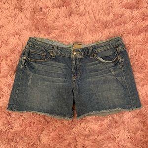 NWOT Paige Jean Shorts